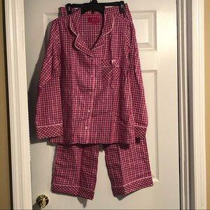 Victoria's Secret Cotton Pajama Set